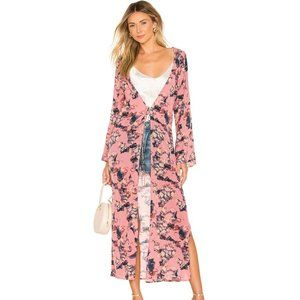 IRO Floral Print Duster/Dress